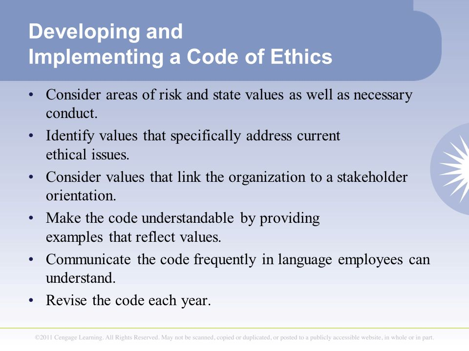 tyco used vignettes to communicate changes in ethical behavior When the companys new code of ethics was rolled out assumptions were identified from hrm 587 at devry university, keller graduate school of management  when the companys new code of ethics was rolled out  as you review their comments, consider the following: tyco used vignettes to communicate changes in ethical behavior.