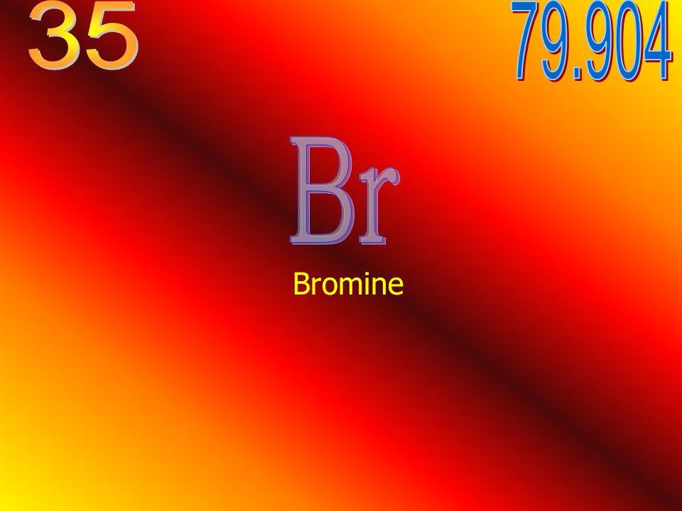 br bromine ppt download