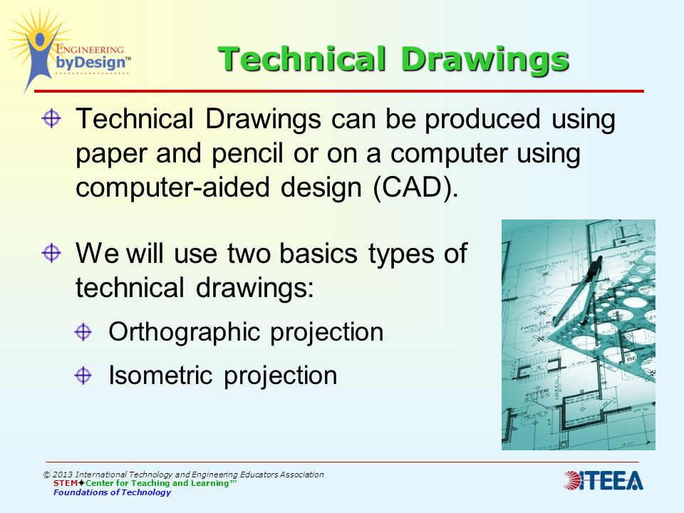 Foundations Of Technology Sketching And Technical Drawing Ppt