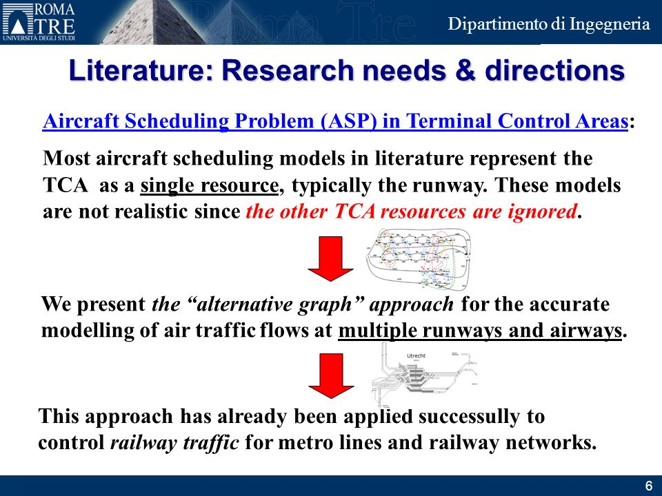 Literature: Research needs & directions