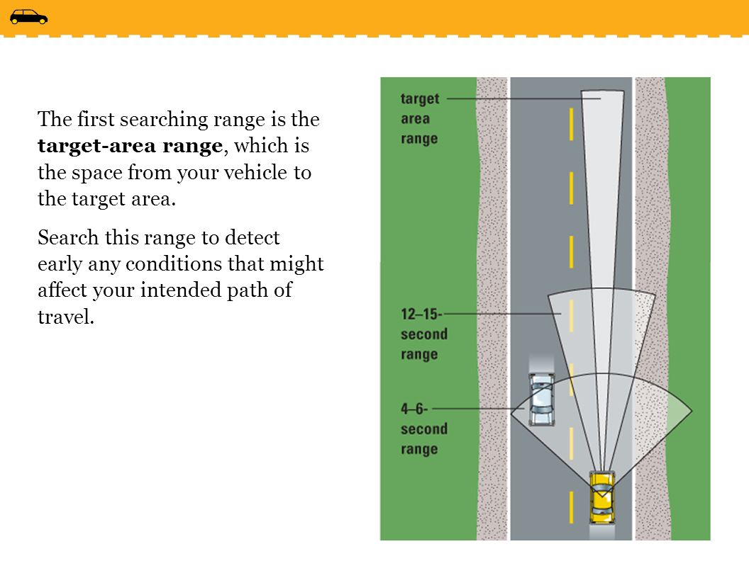 selective seeing drivers ed definition