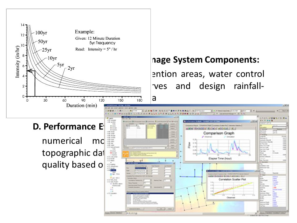 Guidelines for Stormwater Drainage Analysis and Design - ppt