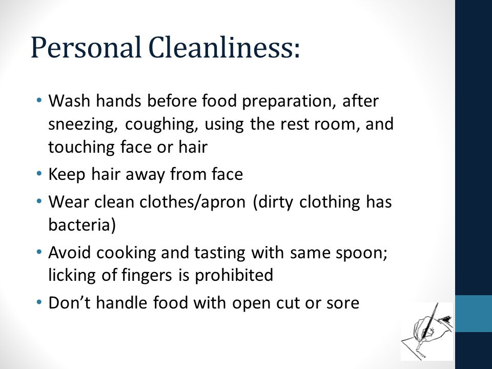 Food Safety Personal Practices Ppt Video Online Download
