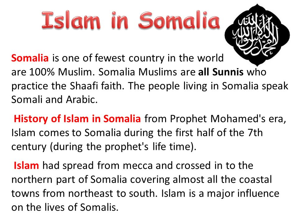 Presentation about somalia ppt download islam in somalia m4hsunfo