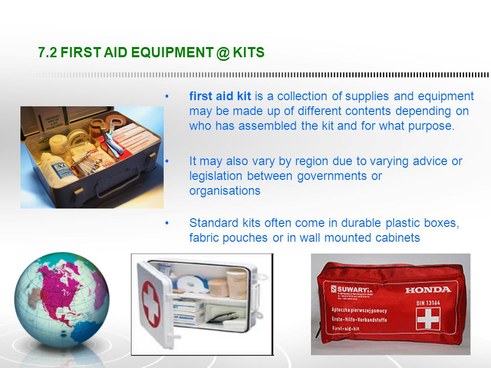 Aw101 Topic 7 Occupational First Aid Ppt Download
