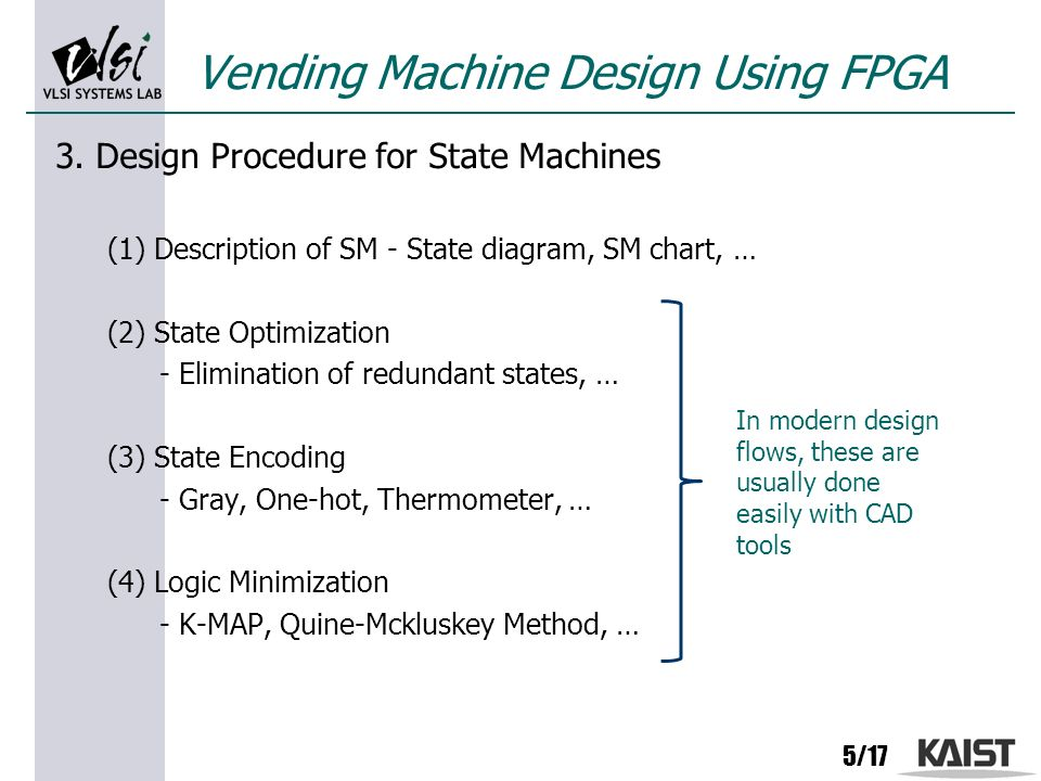 Lecture 6 coffee vending machine using fpga ppt video online download vending machine design using fpga ccuart Image collections