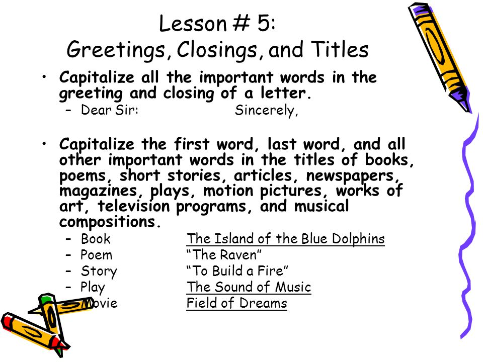 rules for titles of books in essays Most titles have the same basic structure, especially if the title is for an academic essay the hook is the creative element that draws the reader in it's a catchy phrase that lets the reader know what the essay is going to focus on.
