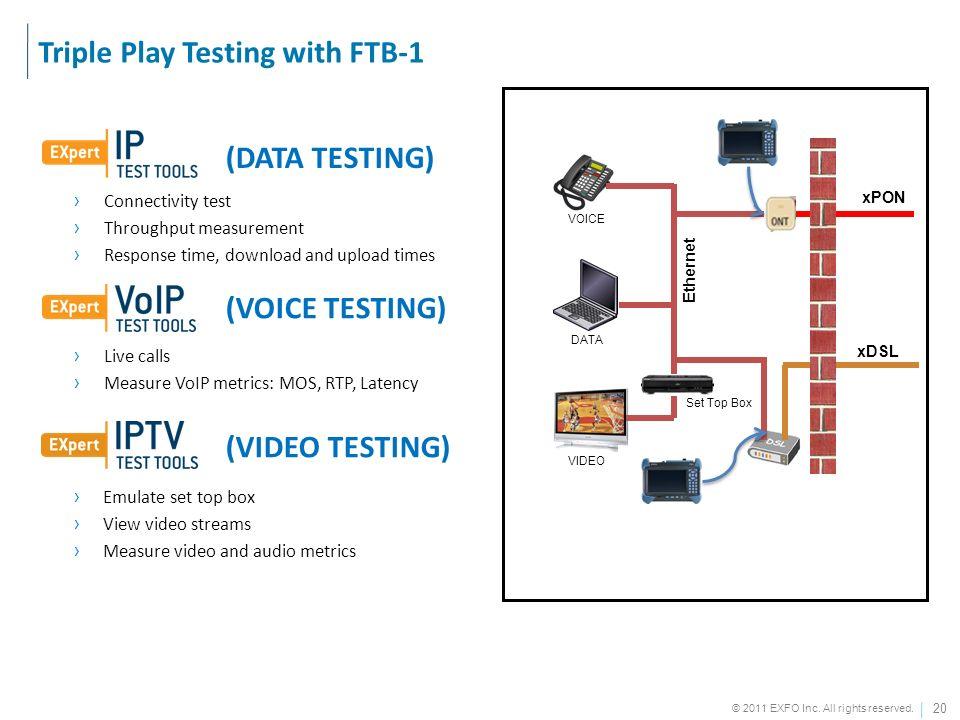 EXpert IPTV Test Tools – NPI October ppt video online download