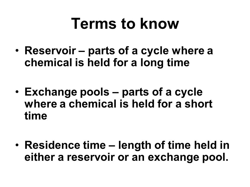 how to know how long a cycle is