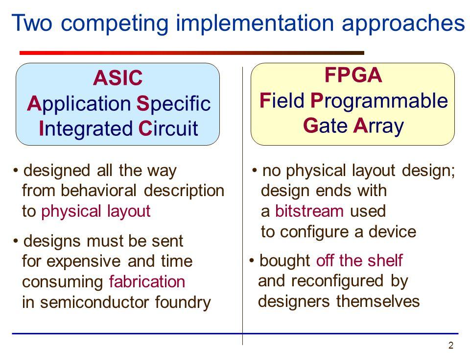 Ece 545 lecture 7 fpga design flow. Ppt video online download.