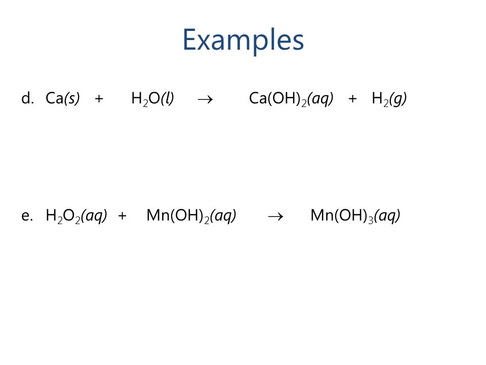 Oxidation Reduction Redox Reactions Ppt Video Online Download