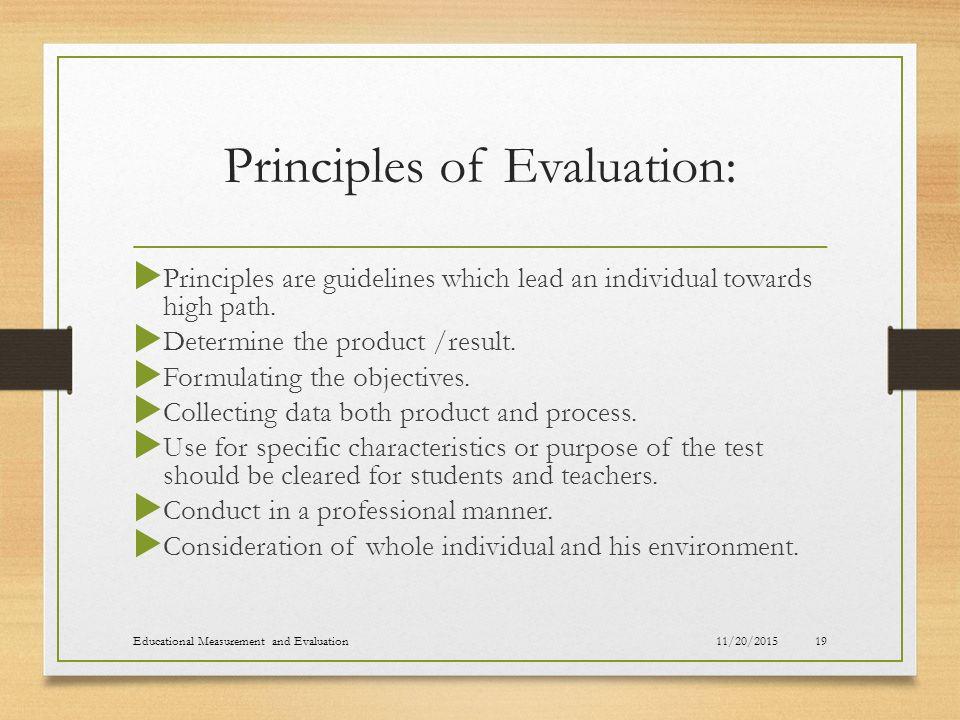 Test Measurement And Evaluation Ppt Video Online Download