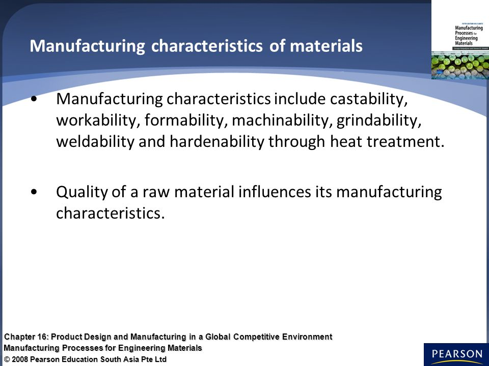 Chapter 16: Product Design and Manufacturing - ppt video online download