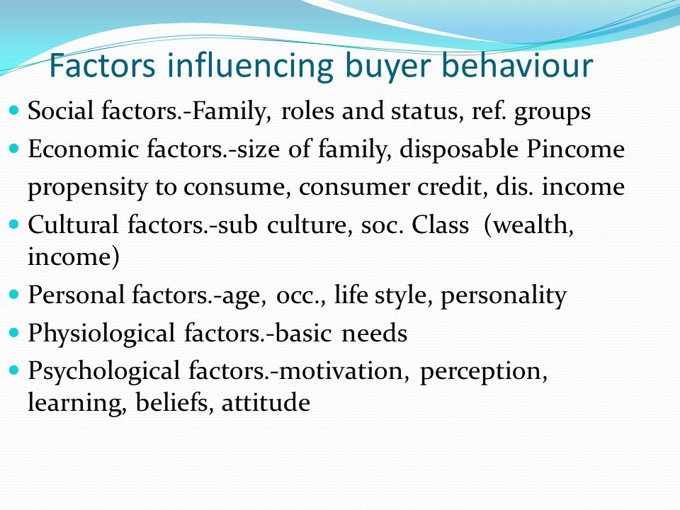 a description of buyer behaviour defined as the activities and decision processes that involves in c To define consumer behavior: it is the study of consumers and the processes they use to choose, use (consume), and dispose of products and services a more in depth definition will also include how that process impacts the world.