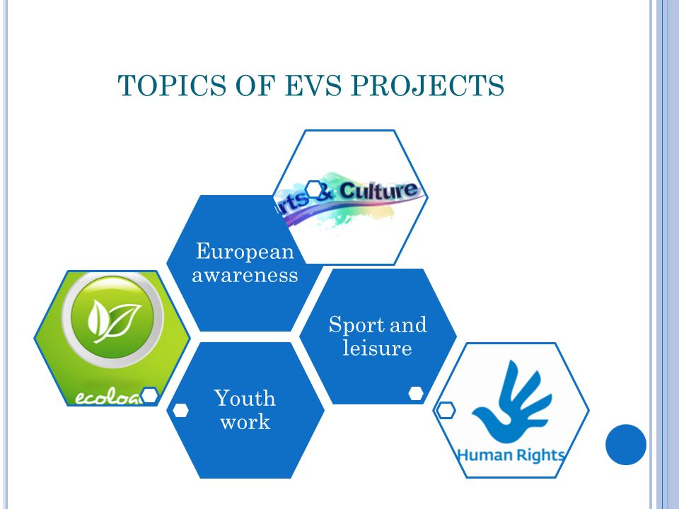 European voluntary service - ppt download
