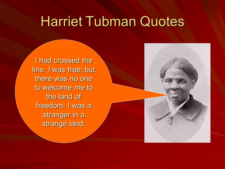 Abolition Movement Frederick Douglass John Brown Harriet Tubman New Harriet Tubman Quotes