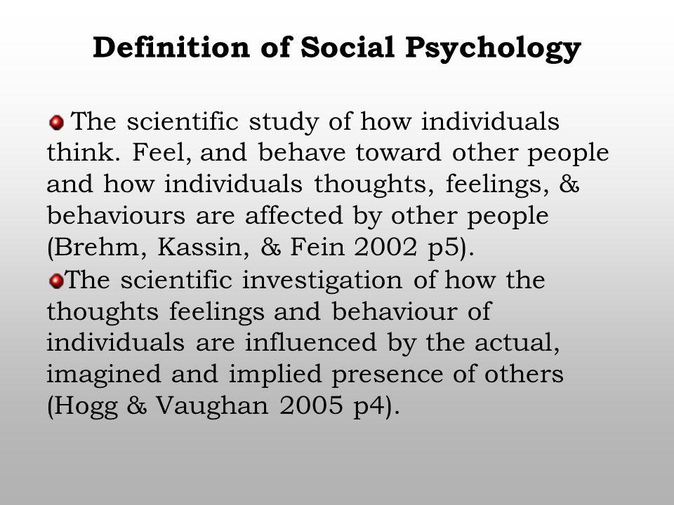 Image result for social psychology definition