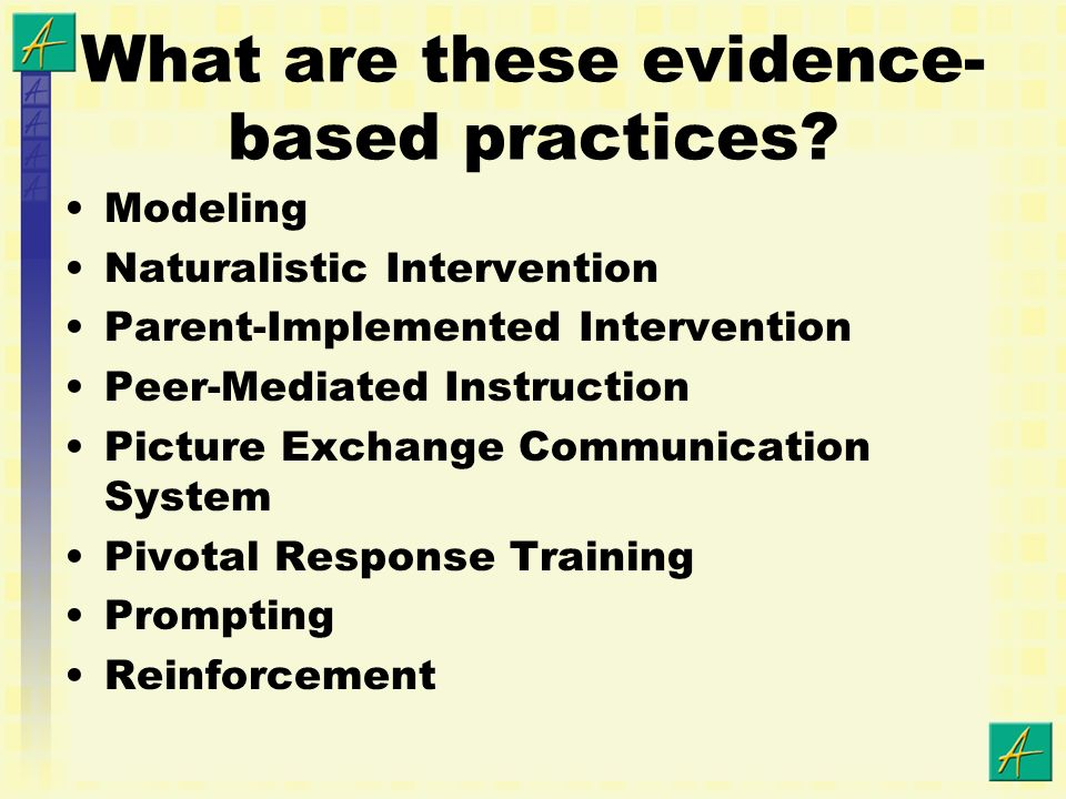 Implementing Evidence Based Practices In Schools Ppt Video Online