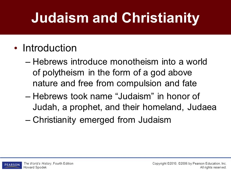 when did christianity begin bce