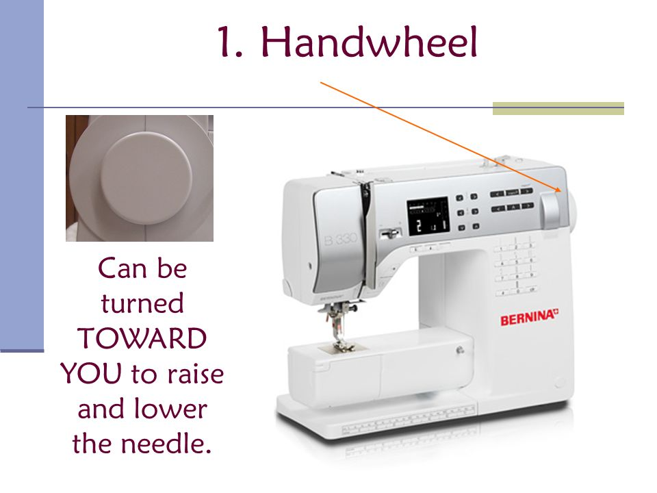 Parts Of The Sewing Machine Ppt Video Online Download Gorgeous Parts Of A Sewing Machine Needle