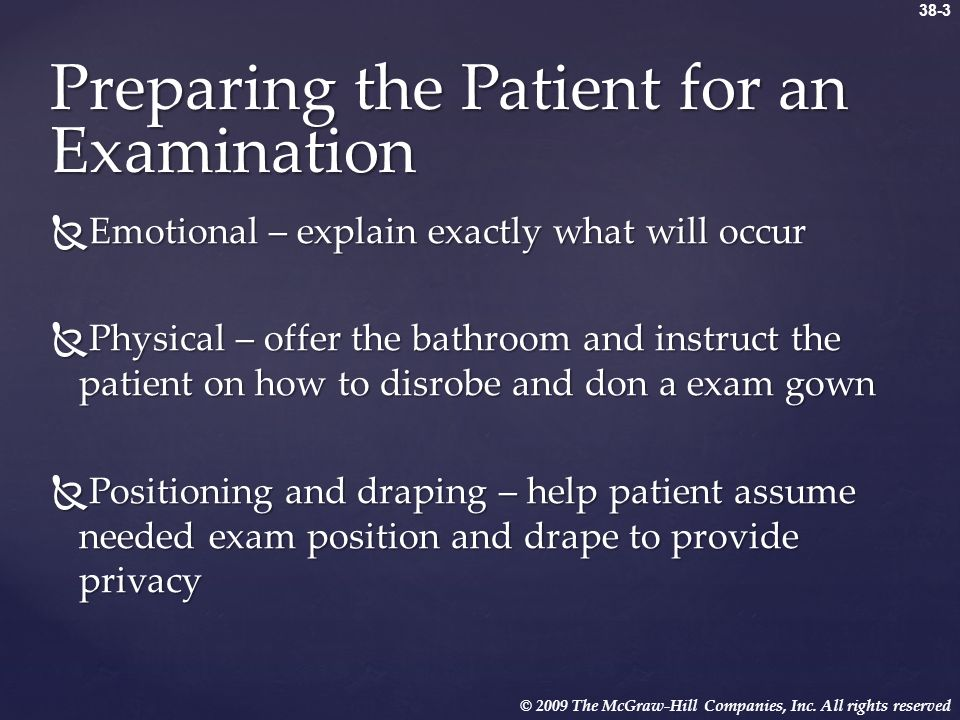 Purpose of General Physical Examination - ppt video online download