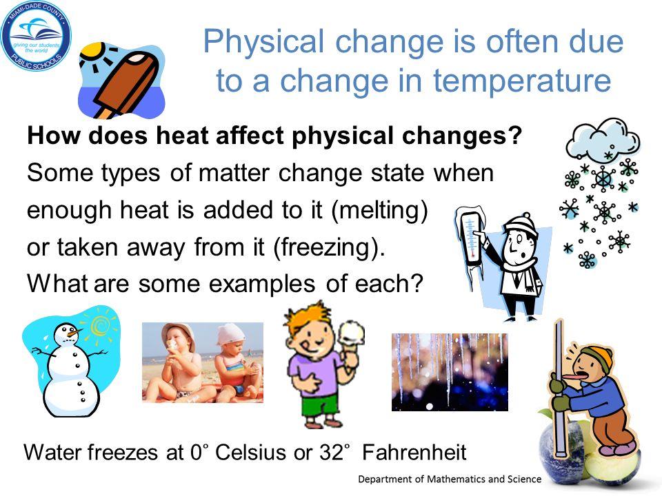 Changes In Matter Big Idea 9 Sc4p Ppt Video Online Download