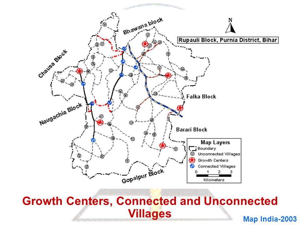 INFORMATION SYSTEM FOR RURAL ROAD NETWORK PLANNING – A CASE