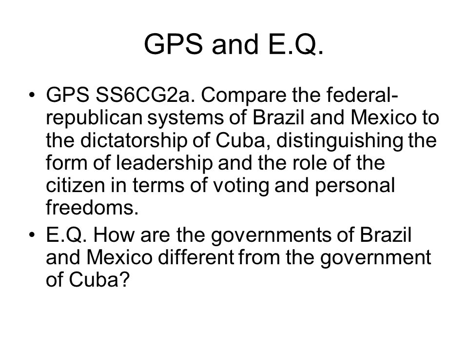 Latin america governments ppt download presentation transcript 1 latin america governments latin america governments 2 gps toneelgroepblik Image collections