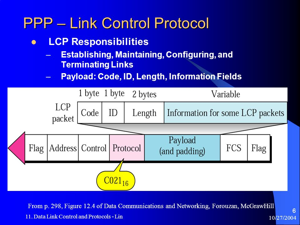 12. Point-to-Point Access: PPP...