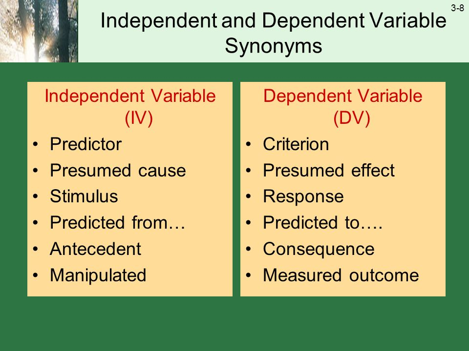 economics and dependent variable increases Dependent variables are values that result directly from the independent variable ultimately, they depend on the independent variable you do not put this information into the equation or experiment but instead observe or discover it a simple equation used in the field of physics can be used to.