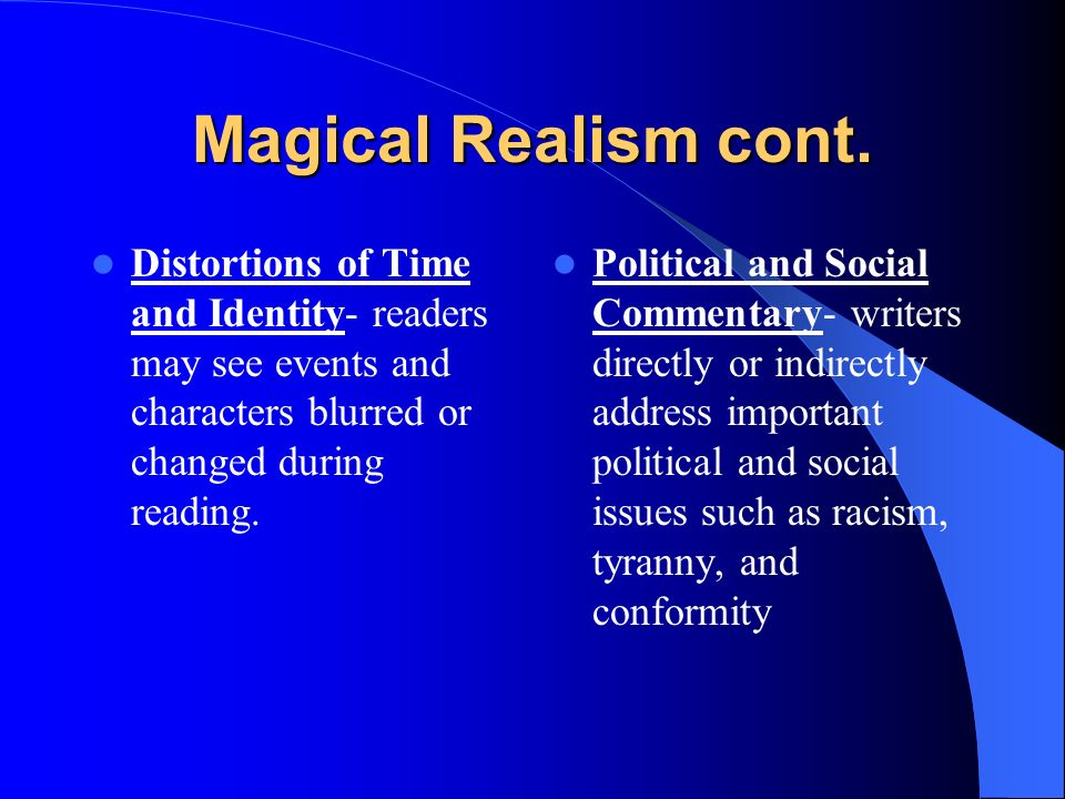 Example Of An English Essay  Magical  Example Of An English Essay also Synthesis Essay Ideas Magical Realism And The Handsomest Drowned Man In The World  Ppt  Help With Writing A Speech