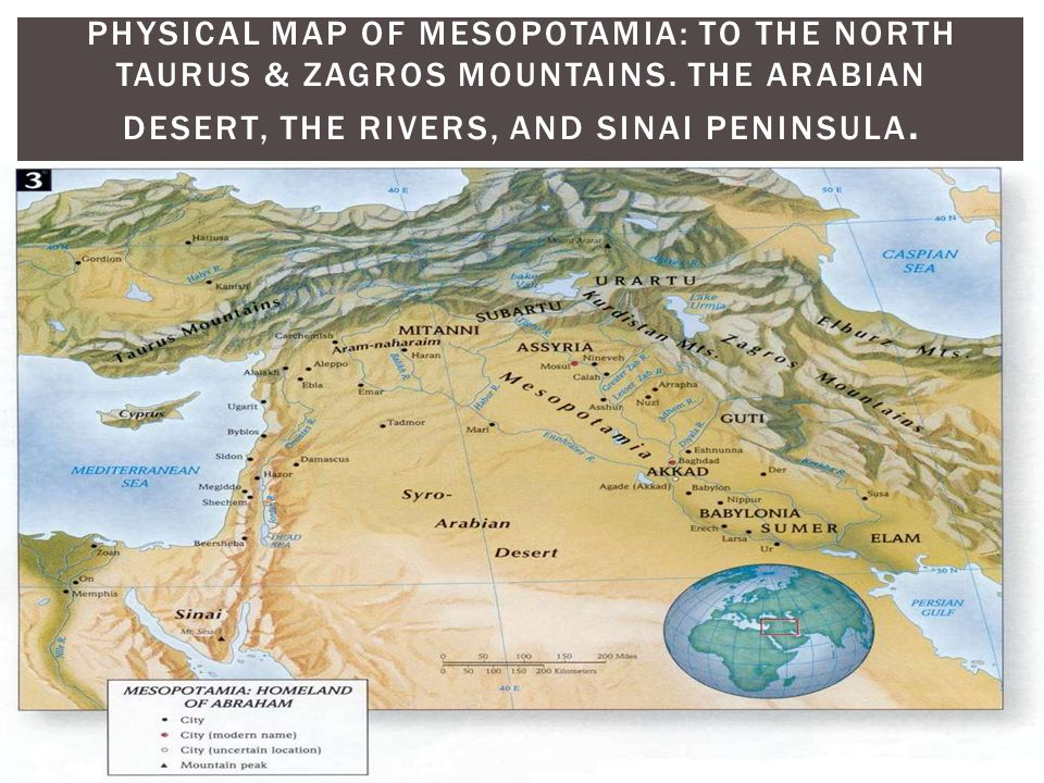 CHAPTER 3: THE FERTILE CRESCENT Part I. Sections 1 & 2 - ppt video on