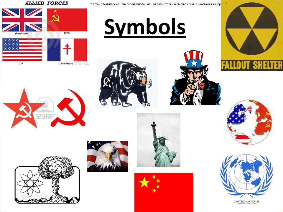 Political Cartoons The Cold War Ppt Video Online Download