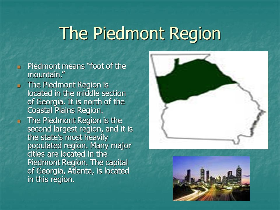 Coastal Plains Region Georgia's largest region - ppt video