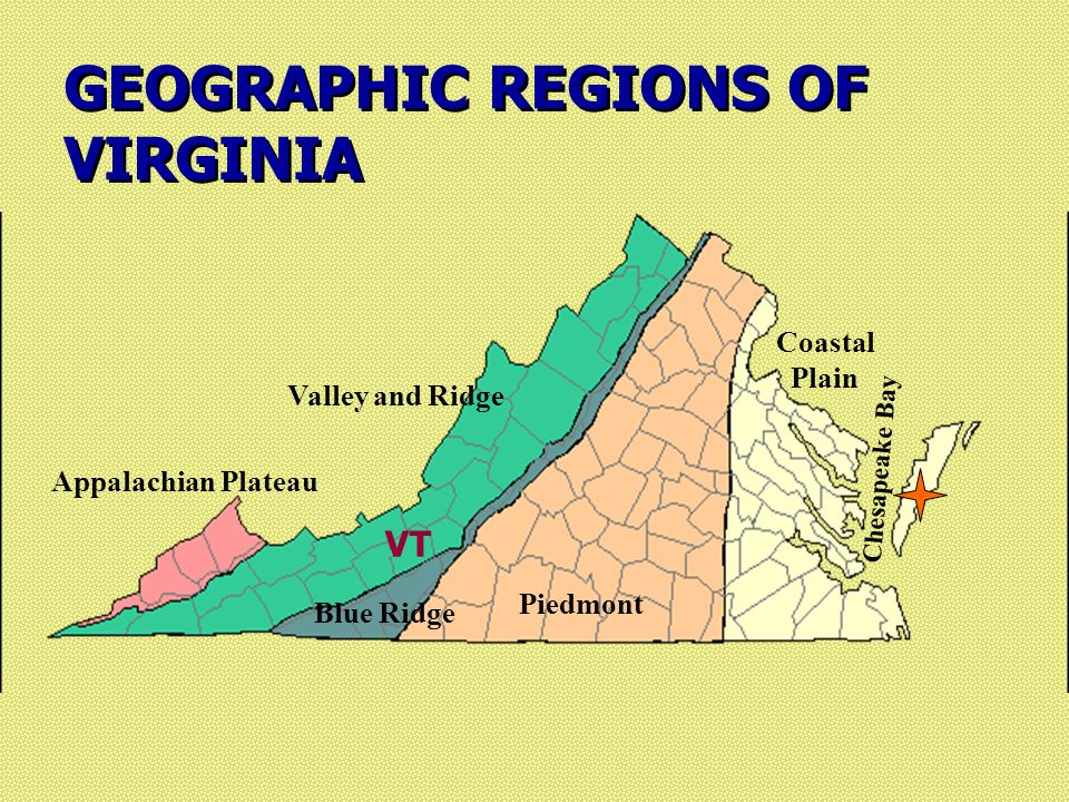 Geographic Regions Of Virginia Map.Current N Fertilization Ppt Video Online Download