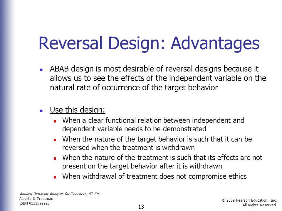 Applied Behavior Analysis For Teachers Ppt Video Online Download