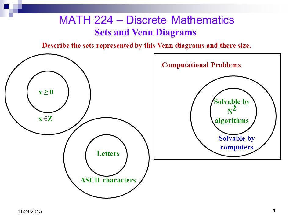 Math 224 discrete mathematics ppt video online download math 224 discrete mathematics ccuart Image collections