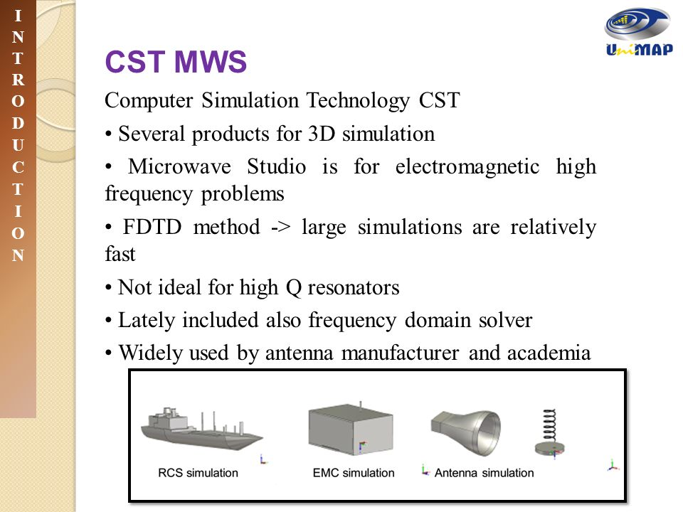 Introduction to CST MWS - ppt video online download