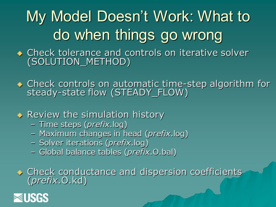 Outline Numerical implementation Diagnosis of difficulties - ppt ...