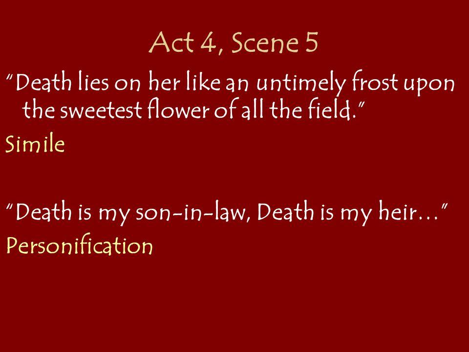 romeo and juliet act 4 scene 3 analysis
