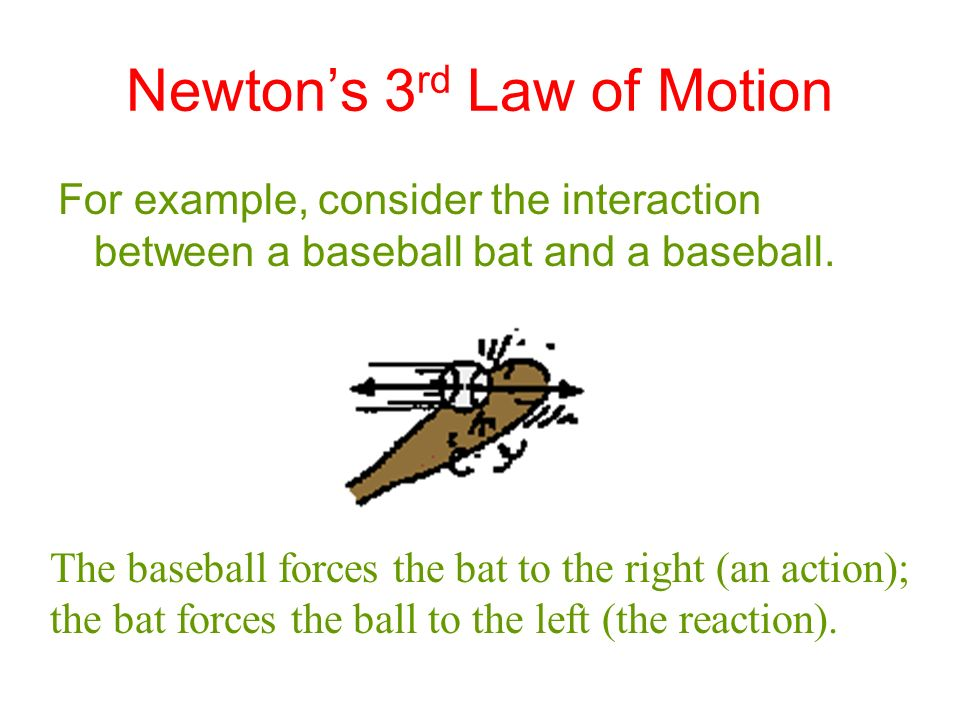 newtons laws of motion Newton's first law newton's first law states that an object will remain at rest or in uniform motion in a straight line unless acted upon by an external force it may be seen as a statement about inertia, that objects will remain in their state of motion unless a force acts to change the motion.