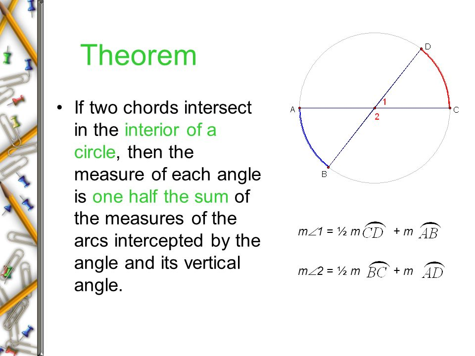 11.4 angle measures and segment lengths - ppt download
