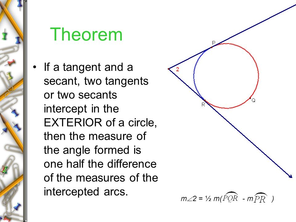 114 Angle Measures And Segment Lengths Ppt Download