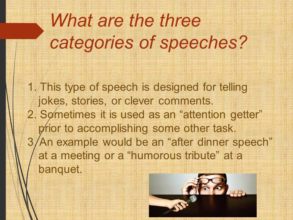 Identifying Effective Speaking Techniques - ppt video online download
