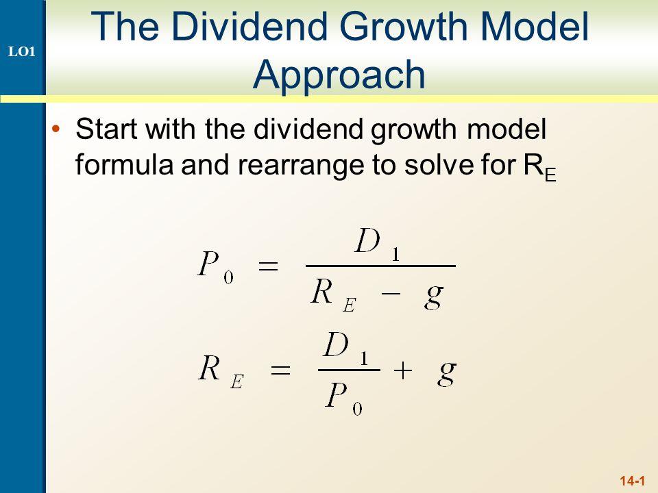 dividend growth model - Parfu kaptanband co