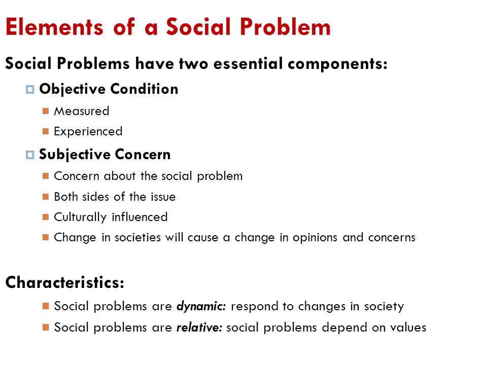 Chapter 1 How Sociologists View Social Problems - ppt video