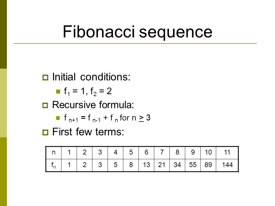 Discrete structures chapter 6 recurrence relations ppt video.
