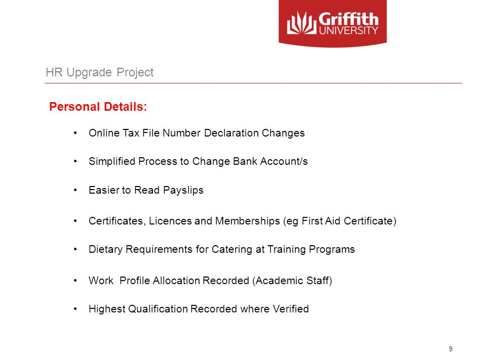 Peoplesoft Hr Upgrade Project Ppt Download