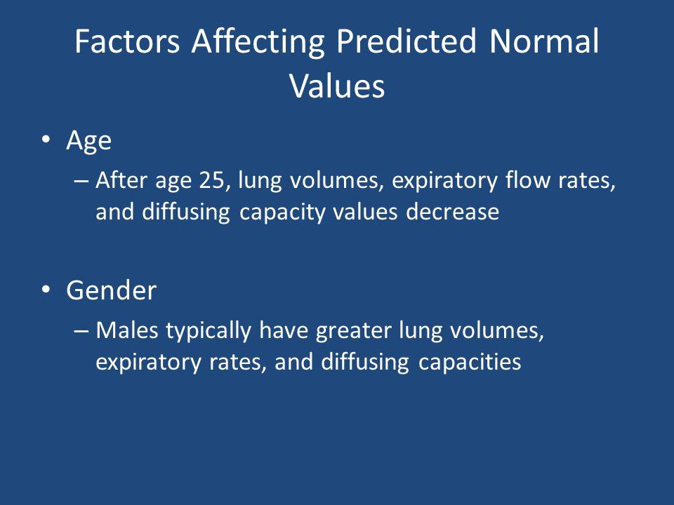 Pulmonary Function Measurements Ppt Video Online Download