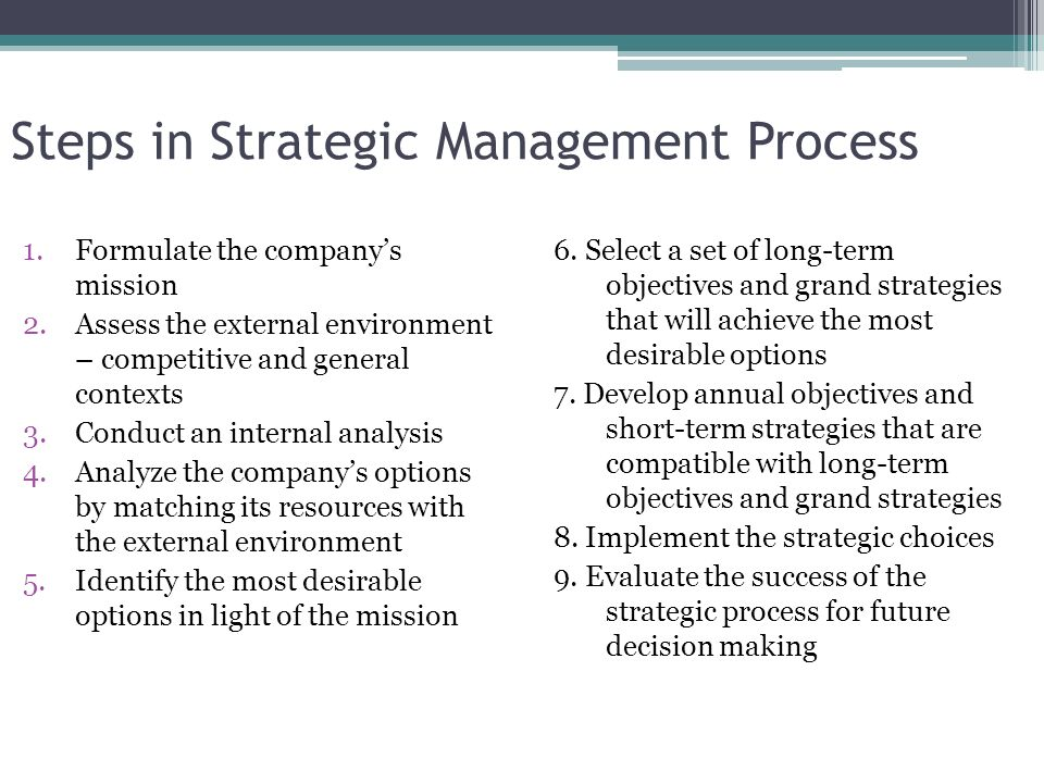 15 grand strategies identified by pearce and robinson